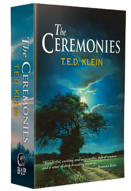 The Ceremonies [trade paperback ] by T.E.D. Klein [DINK]